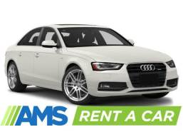 Car Rental Audi A4, automatic gearbox
