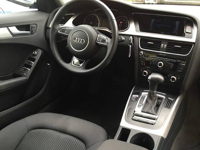 Inchirieri Masini Automate Audi A4 S-line