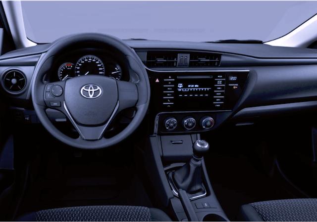 Toyota Corolla (CDMR)