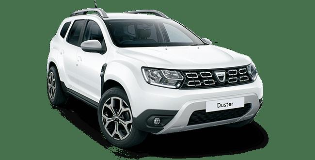 Dacia Duster (IFMR)