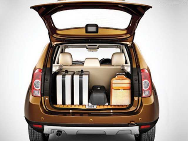 Oferta la Dacia Duster de Inchiriat