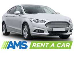 Rent a car automatic shifting Ford Mondeo