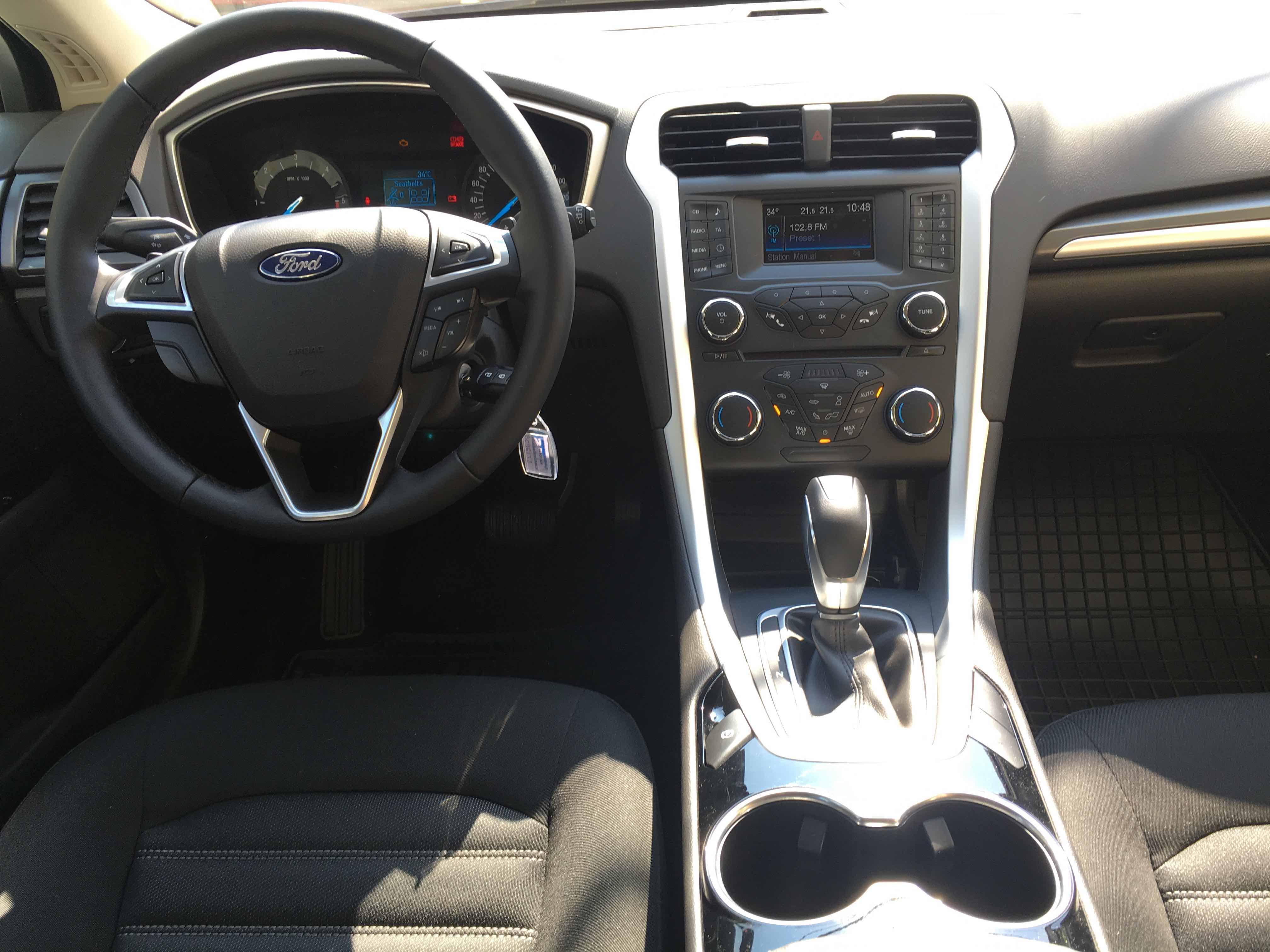 Ford Mondeo Cutie Automata (IDAR)