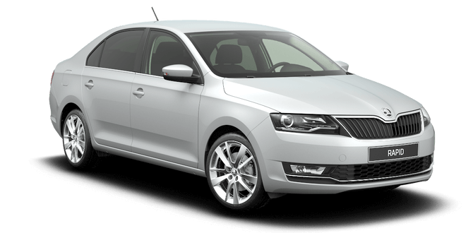 Skoda Rapid (CDMR) - PROMO - FIX PRICE