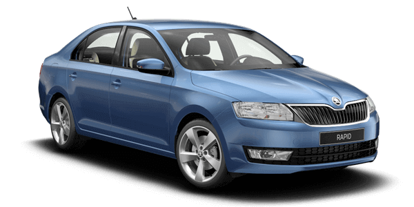 Skoda Rapid or similar (CDMR)