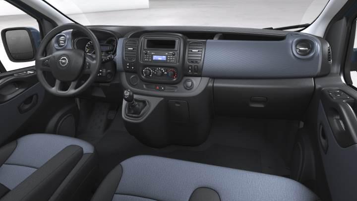Opel Vivaro 8+1 locuri (SVMR)