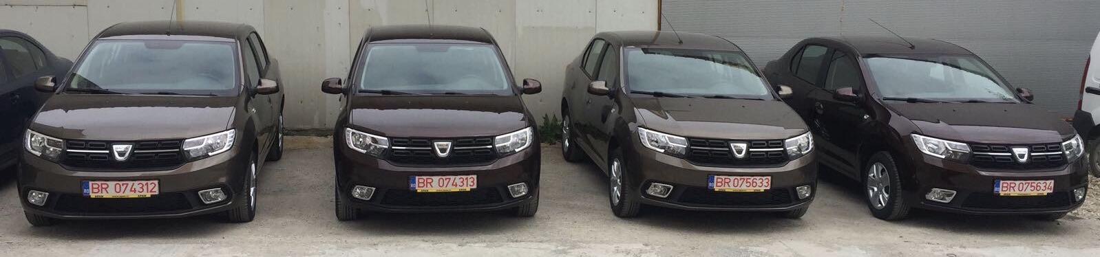 Inchirieri Auto Dacia Logan Promotie
