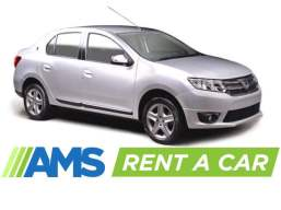 Rent a Car Dacia Logan Promo