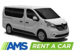 Inchiriere Microbuz Renault Trafic 8 1
