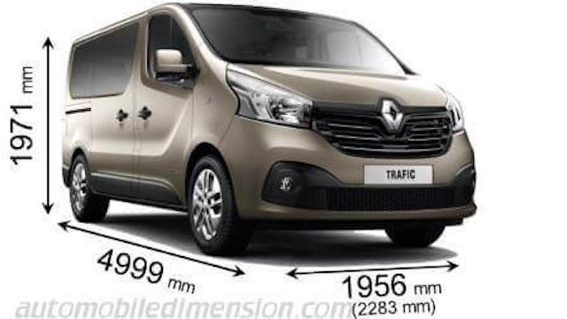 Renault Trafic 9 locuri (SVMR)